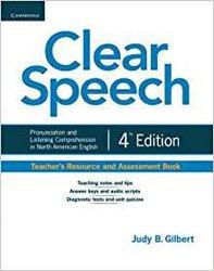 Dernières parutions dans Clear Speech, Clear Speech - Teacher's Resource and Assessment Book