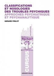 Dernières parutions sur Classifications - Echelles d'évaluation, Classifications et nosologies des troubles psychiques