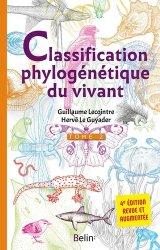 Dernières parutions sur Génétique, Classification phylogénétique du vivant Tome 2