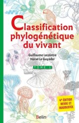 Souvent acheté avec Les mousses, les lichens et les fougères, le Classification phylogénétique du vivant
