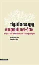 Dernières parutions dans Cahiers libres, Clinique du mal-être