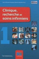 Souvent acheté avec Pharmacie et surveillance infirmière UE 2.11, le Clinique, recherche et soins infirmiers - Pack 3 volumes