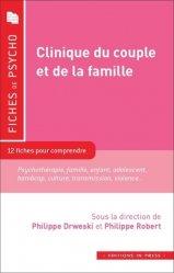 Dernières parutions dans Les fiches de psycho, Clinique du couple et de la famille