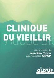 Dernières parutions sur Psychogérontologie, Clinique du vieillir