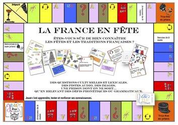 Dernières parutions sur Jeux, Coffret jeu LA FRANCE EN FETE
