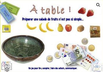 Dernières parutions sur Jeux, Coffret jeu A TABLE !