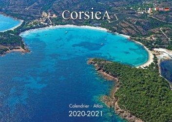 Dernières parutions sur Herbiers - Agendas - Calendriers - Almanachs, Corsica : calendrier atlas 2020-2021
