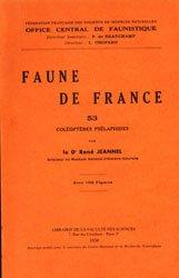 Souvent acheté avec Les Aphodius de France, le Coléoptères psélaphides
