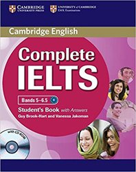 Dernières parutions dans Complete IELTS, Complete IELTS Bands 5–6.5 - Student's Book with Answers with CD-ROM
