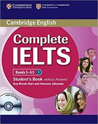 Dernières parutions dans Complete IELTS, Complete IELTS Bands 5-6.5 - Student's Book without Answers with CD-ROM
