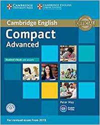 Dernières parutions dans Compact Advanced, Compact Advanced - Student's Book with Answers with CD-ROM