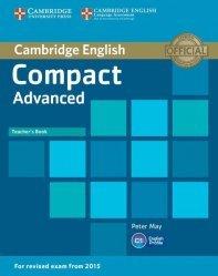 Dernières parutions dans Compact Advanced, Compact Advanced - Teacher's Book