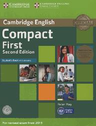 Dernières parutions sur Compact, Compact First Student's Book Pack (Student's Book with Answers with CD-ROM and Class Audio CDs(2))