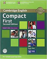 Dernières parutions sur Compact, Compact First - Student's Pack (Student's Book without Answers with CD ROM, Workbook without Answers with Audio)