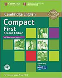 Dernières parutions dans Compact First, Compact First : Workbook without Answers with Audio
