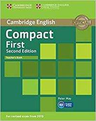Dernières parutions dans Compact First, Compact First - Teacher's Book