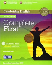 Dernières parutions dans Complete First, Complete First - Student's Pack (Student's Book without Answers with CD-ROM, Workbook without Answers with Audio CD)
