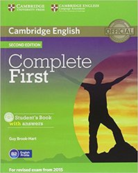Dernières parutions dans Complete, Complete First - Teacher's Pack : Student's Book with Answers with CD-ROM, Workbook with Answers with Audio CD