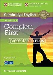 Dernières parutions dans Complete First, Complete First - Presentation Plus DVD-ROM