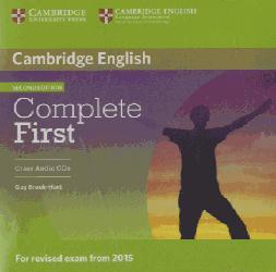 Dernières parutions dans Complete First, Complete First - Class Audio CDs (2)