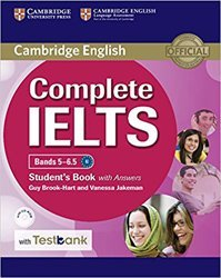 Dernières parutions dans Complete IELTS, Complete IELTS Bands 5–6.5 - Student's Book with Answers with CD-ROM with Testbank