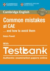Dernières parutions sur CAE, Common Mistakes at CAE… and How to Avoid Them - Paperback with Testbank
