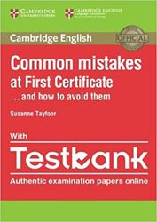 Dernières parutions sur FCE, Common Mistakes at First Certificate… and How to Avoid Them - Paperback with Testbank