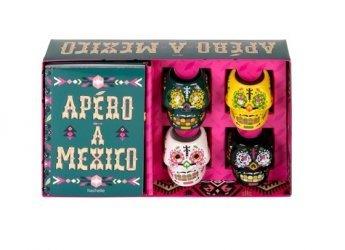 Dernières parutions sur Apéritifs, Coffret Apéro à Mexico. Contient : 4 mini-verres