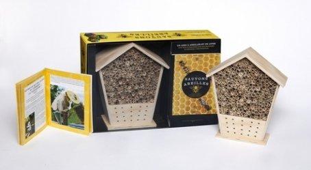 Dernières parutions dans Jardins / Nature / Animaux, Coffret Sauvons les abeilles