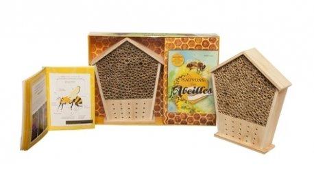 Dernières parutions sur Apiculture, Coffret Sauvons les abeilles