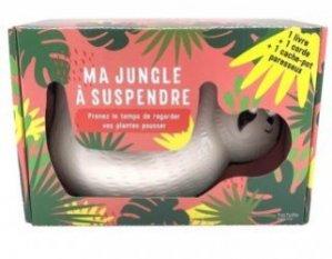 Dernières parutions sur Décoration, Coffret Ma jungle à suspendre