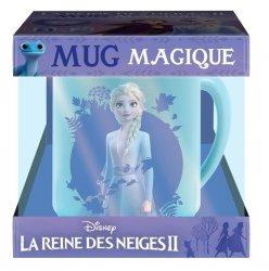 Dernières parutions sur Infusions, Coffret mug magique La Reine des Neiges II. L'histoire du film avec 1 mug magique