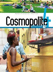 Dernières parutions sur Grands adolescents et Adultes, Cosmopolite 4 : Livre de l'élève + DVD-ROM (audio, vidéo)