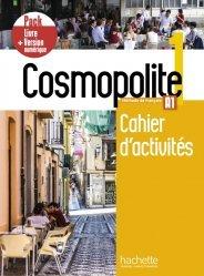 Dernières parutions sur Grands adolescents et Adultes, Cosmopolite 1 - Pack Cahier d'activités + Version numérique