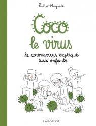 Dernières parutions sur Pour les enfants, Coco le virus