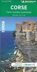 Dernières parutions dans Carte routière & touristique, Corse. 1/200 000, plastifiée