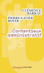 Dernières parutions dans Champs université, Contentieux administratif