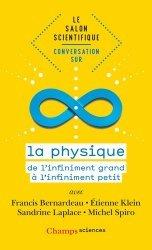 Dernières parutions sur Physique, Conversation sur la physique