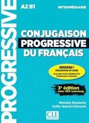 Nouvelle édition Conjugaison progressive du français intermédiaire