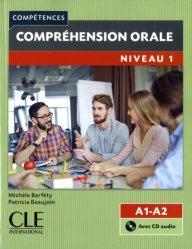 Souvent acheté avec Grammaire Essentielle du Français A1 - A2, le Compréhension orale Niveau 1 A1-A2
