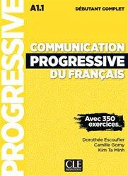 Souvent acheté avec Vocabulaire progressif débutant complet A1.1, le Communication progressive débutant