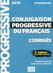 Dernières parutions dans Progressive du français, Conjugaison progressive du français