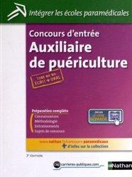 Souvent acheté avec Auxiliaire de puériculture - Le concours d'entrée concours 2013, le Concours d'entrée Auxiliaire de puériculture