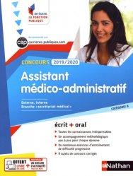 Dernières parutions sur Secrétaire médicale, Concours Assistant médico-administratif - Cat B -