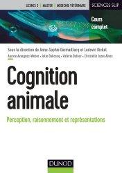 Souvent acheté avec Physiologie animale, le Cognition animale