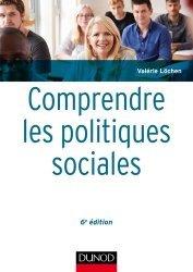 Dernières parutions sur Politiques sociales, Comprendre les politiques sociales