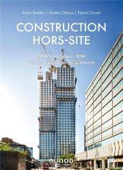 Dernières parutions sur Construction durable, Construction hors-site