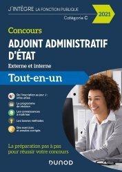 Dernières parutions dans J'intègre la Fonction Publique, Concours adjoint administratif d'Etat