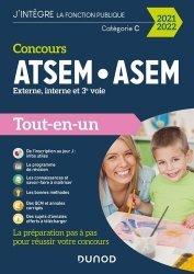 Dernières parutions sur Concours administratifs, Concours ATSEM/ASEM Externe, interne, 3e voie