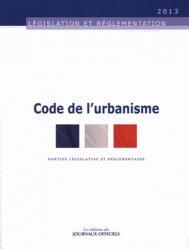 Souvent acheté avec Croquis et dessins de mode, le Code de l'urbanisme 2013